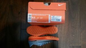 Nike turf soccer shoes size 9.5