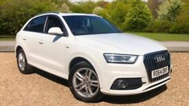 2014 Audi Q3 2.0 TDI S Line 5dr Panoramic G Manual Diesel Estate