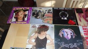 13 rock albums..15 for all.good shape
