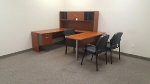 Office to rent shared