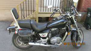 1986 Honda Shadow VT1100C
