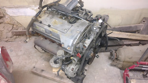 M111 Mercedes Benz C230 engine 60,000km