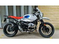 BMW RNineT Urban G/S Sport, 2017, 2,249 Miles, Immaculate Condition, 1 Owner