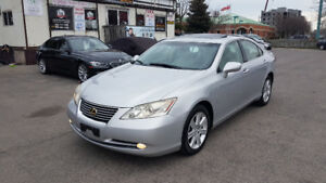 2008 LEXUS ES350 IN MINT CONDITION ONLY 158,614KM