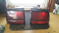 Cavalier RS tailights left and right.