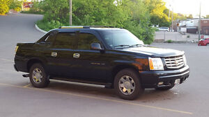 2005 Cadillac Escalade Pickup Truck Trade for vintage truck plus