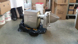 Hobart Electric Power Head with Pelican head, Cheese Shredder bl