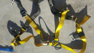 A Fall Protection Safety Harnesses