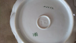 M Z Austria Porcelain Serving Bowl London Ontario image 2