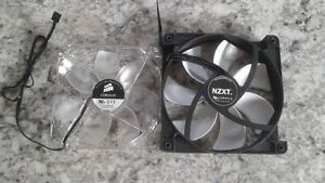 2 Brand New High End computer fans