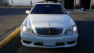2001 Mercedes-Benz S600 exceptional condition