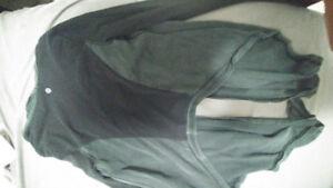 Lululemon 100% silk wrap
