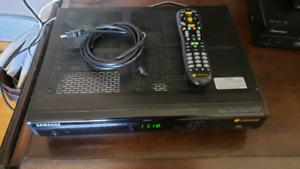 Terminal enrégistreur HD Illico Vidéotron Samsung SMT-C8340