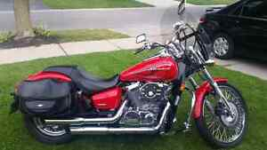07' Honda Shadow 750. Great condition,  need to sell