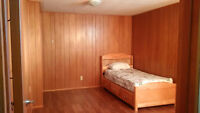 Large Private & Cozy Basement Rm in Charleswood By U of C, LRT
