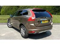2014 Volvo XC60 D4 (181) SE Nav 5dr Geartronic Automatic Diesel Estate
