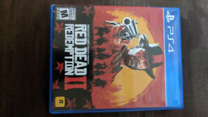 Red Dead Redemption 2 (PS4) - $35