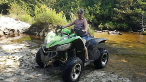 ATV for sale, got to pay for my roof!