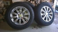 ACURA MDX WINTER TIRES/RIMS -  HANKOOK iPIKE RW11