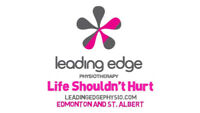 Leading Edge Physiotherapy St. Albert has Immediate Opening!