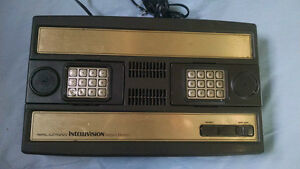 Intellivision Master Component + 10 Games