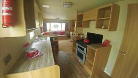 STUNNING STATIC CARAVAN FOR SALE NEWCASTLE SITE FEES INCLUDED!! (GT)