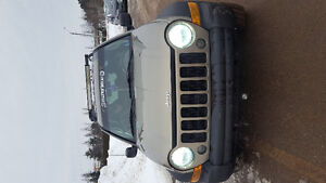 *Price for quick sale* Jeep Liberty  CRD TURBO DIESEL