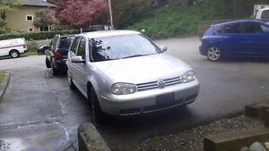 2004 Volkswagen Golf Hatchback