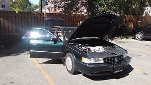 1993 Cadillac Seville yes Sedan