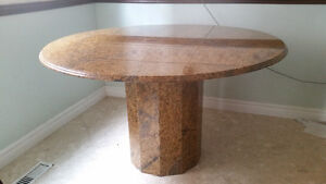 Round Marble Dining Table Buy Sell Items Tickets Or Tech In Toronto