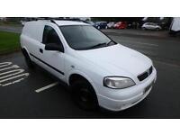 2004 Vauxhall Astravan 1.7CDTi 16v LS white NO VAT shrewsbury