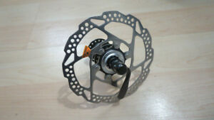 bike front disc hub(new)