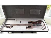 Ibanez RG-721 guitar with upgraded Dimarzio Evolution Pickups