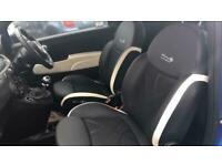 2018 Fiat 500 1.2 S 3dr Manual Petrol Hatchback