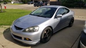 2006 Acura RSX - 5 Speed Manual, Low KMs