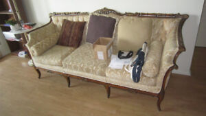 Sofa - Classic style 4-seater
