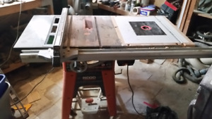 Woodworking Machines - Table saw, Band saw, Routers, etc