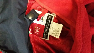 2in1 jacket and fleece vest sz Small 6 to 10 Cambridge Kitchener Area image 3