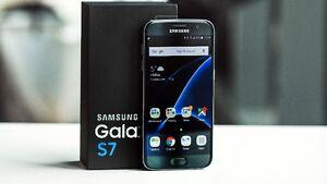 Samsung Galaxy S7 Brand New, Factory Unlocked W/ Warr.