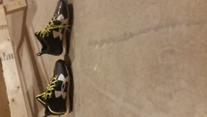 under armour baseball cleats mens size 11