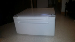 LG washer base cabinet