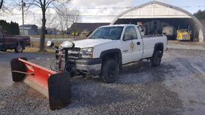 2004 Chevrolet Silverado 2500 Diesel