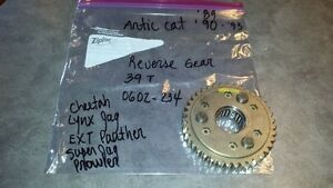 Artic Cat Reverse Gear (39 T) Jag Cheetah Prowler Lynx EXT AFS