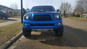 Retrofit Tacoma headlights