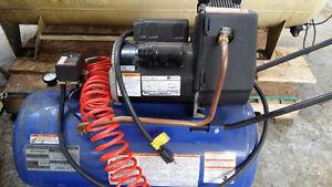 3hp compressor 110 single phase