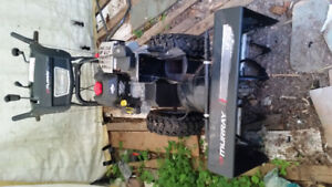 "Murray 29"" Dual Stage Snowthrower (2008)"