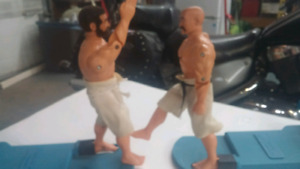 Vintage GI Joe Karate toy/game