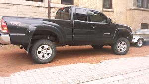 2007 toyota tacoma 180k