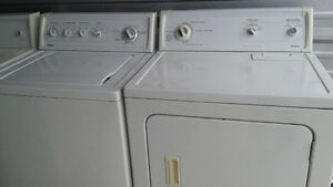 Kenmore Washer + GAS Dryer Large Capacity Huge Energy Saver