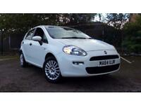2014 Fiat Punto 1.2 Pop 5dr Manual Petrol Hatchback
